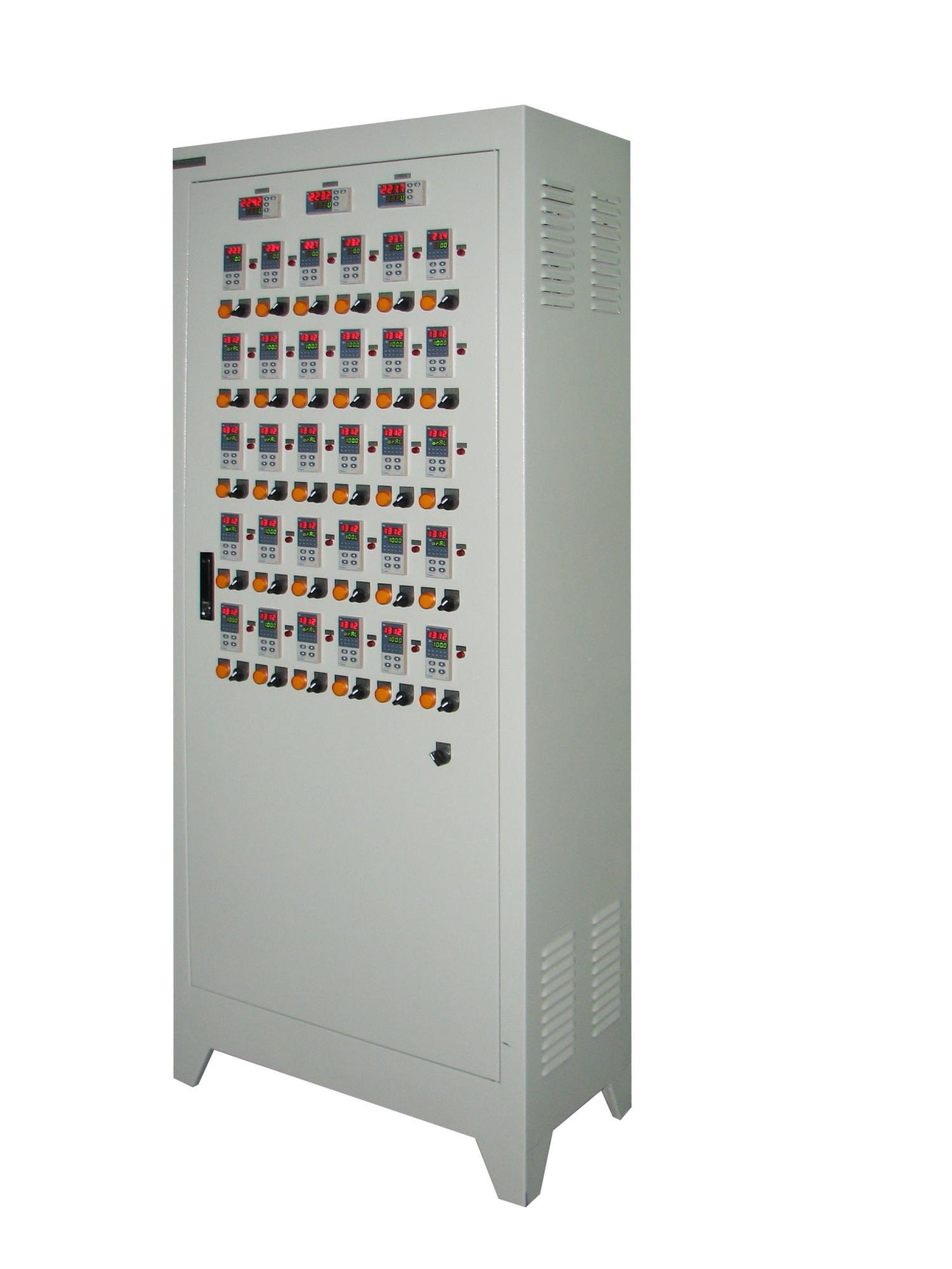 我司专业生产智能温控器,数显仪表,无纸记录仪,plc,可控硅电炉控制柜