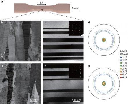 中科院金属研究所最新nature:纳米孪晶结构金属可有效