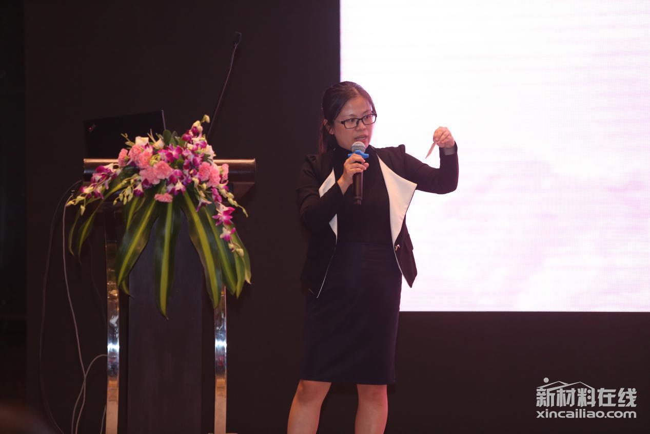 卡秀堡辉控股有限公司高级cmf设计师崔涛,斯丹迪斯模德设计经理,纹理