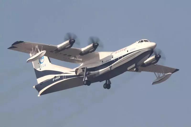 ag600首飞标志着项目研制从试制转入试验试飞阶段,后续试飞试验和
