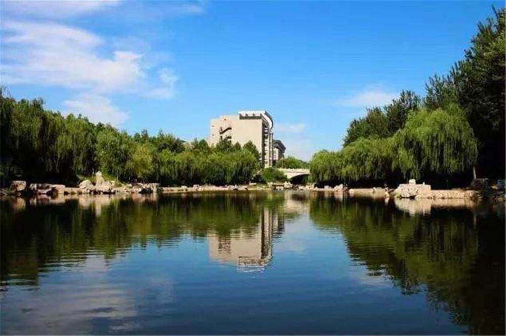 济南大学风景