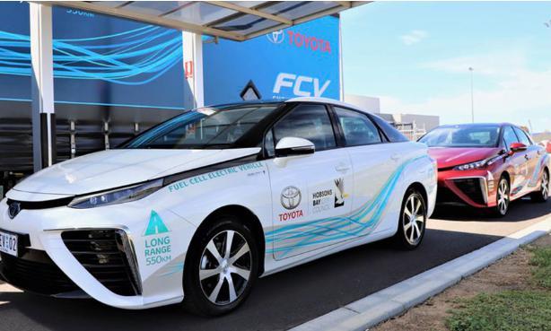 并购合作,电动汽车,黑科技,前瞻技术,热点车型,丰田Mirai燃料电池车试点,丰田Mirai试点,丰田Mirai零排放试点