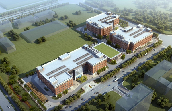 合肥高新区集成电路产业园开工
