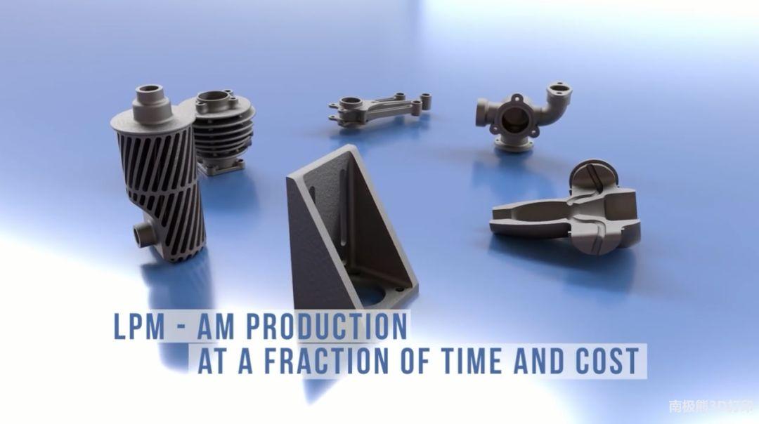 该技术面向需要生产先导系列零件的企业和制造商,在产品提升和报废