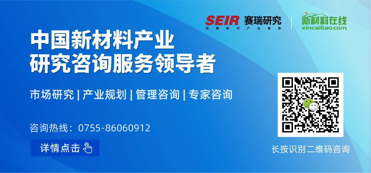 中国新材料产业研究咨询服务领导者
